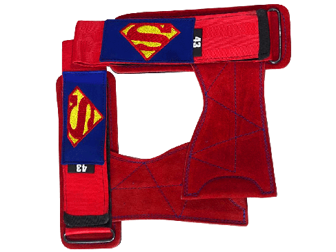 Strap Superman Rojo