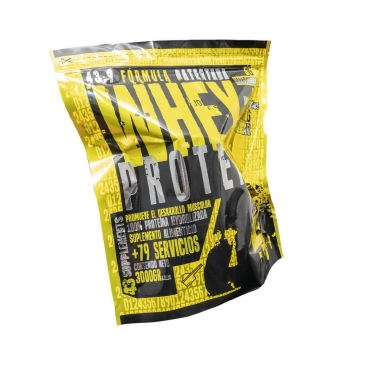 WHEY PROTEIN 43.9 Chocobanana