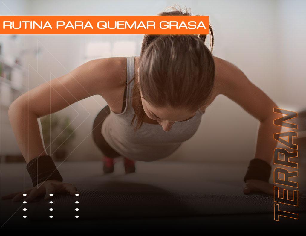 Rutina para quemar grasa: 6 ejercicios básicos y eficaces para perder peso