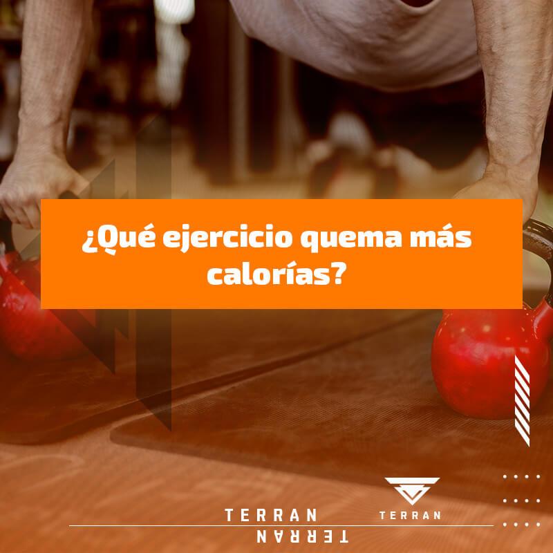 ¿Qué ejercicio quema más calorías? Esto es lo que dice la ciencia