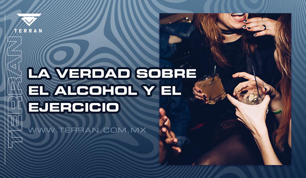 LA VERDAD SOBRE EL ALCOHOL Y EL EJERCICIO
