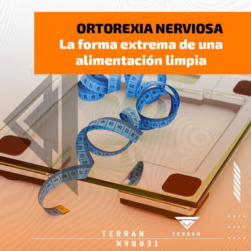 Ortorexia nerviosa: la forma extrema de una alimentación limpia